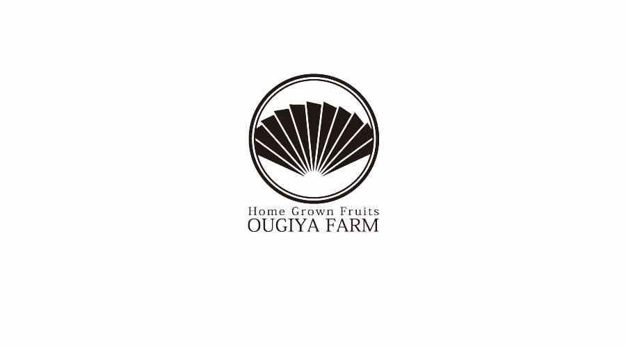 扇屋農園のロゴ
